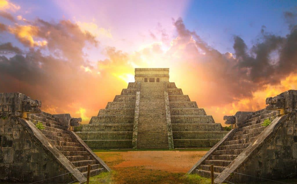 La place du massage chez les mayas