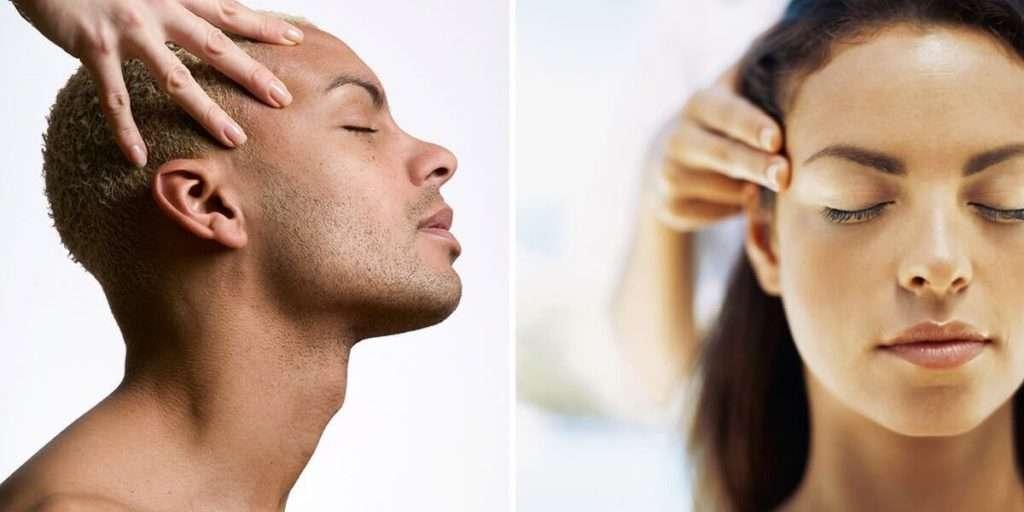 Les bienfaits du massage indien de la tête   Massage Magnergy